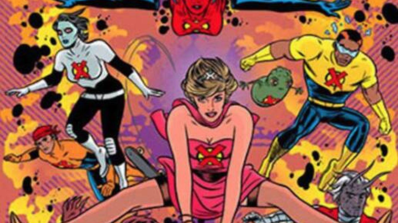 Cuando la princesa Diana (casi) resucitó... como mutante de Marvel