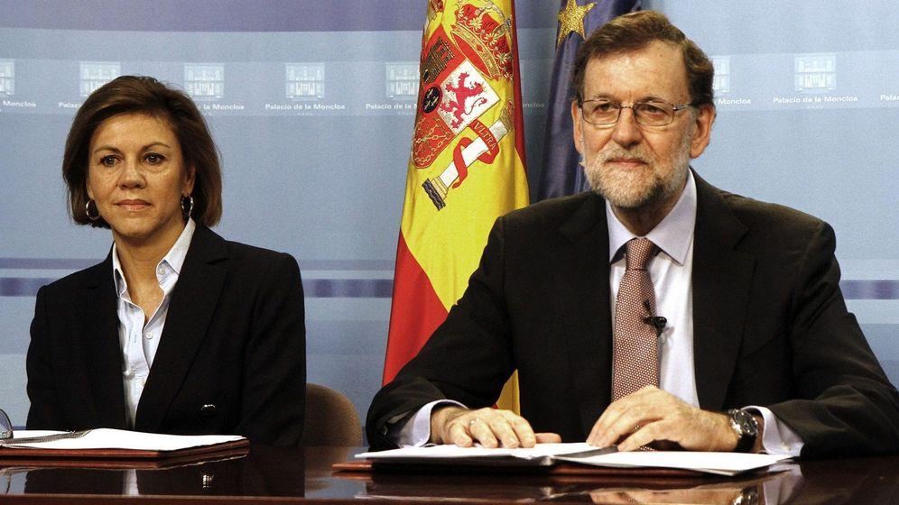 Foto: El presidente del Gobierno, Mariano Rajoy (Efe).