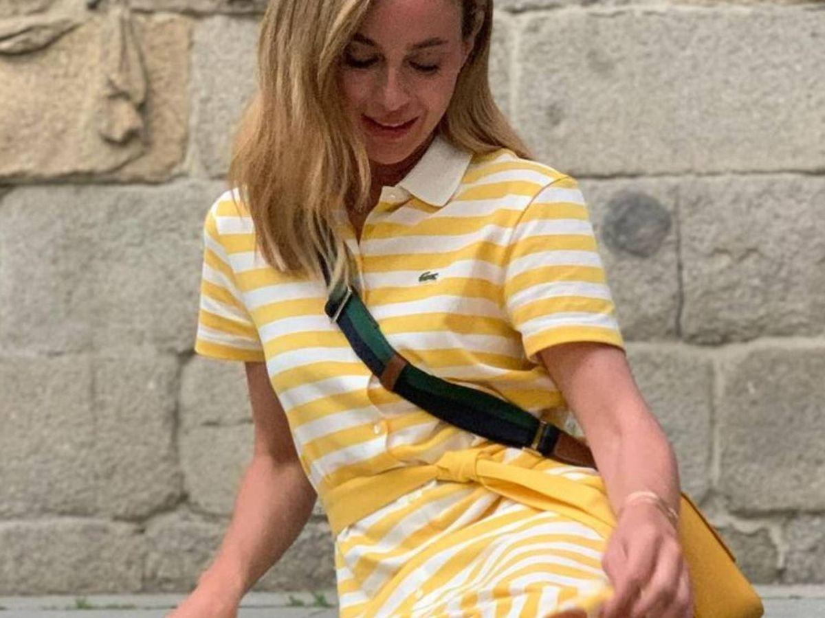 Foto: Llena de color tu armario con este vestido que luce Marta Hazas. (Instagram @martahazas)