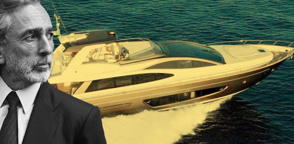 Caso Gürtel: El yate en el que navega Javier Tudela, exmarido de Makoke, era de Correa