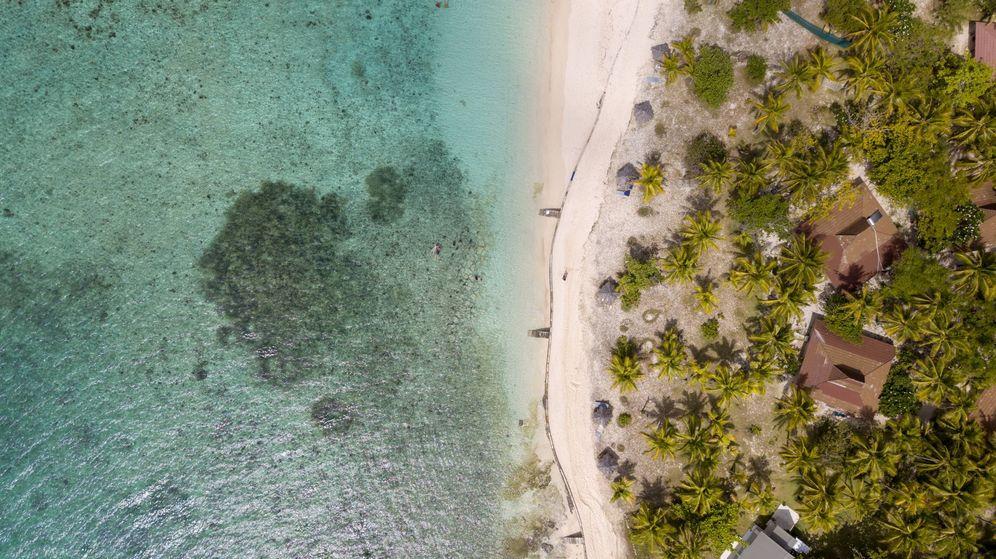 Foto: Imágen aérea de Fiyi (Pexels)