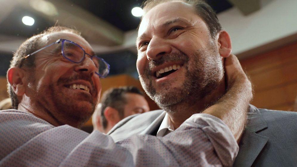 Foto: El secretario de Organización del PSOE y ministro de Fomento, José Luis Ábalos. (EFE)