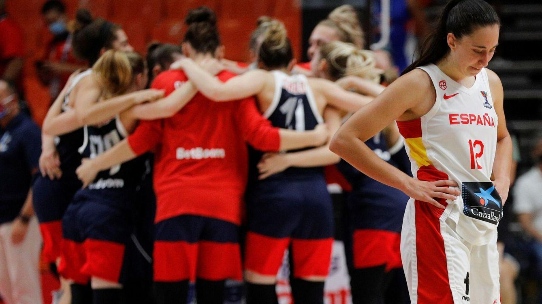 España aprende una dolorosa lección en el Eurobasket y Tokio asoma como redención