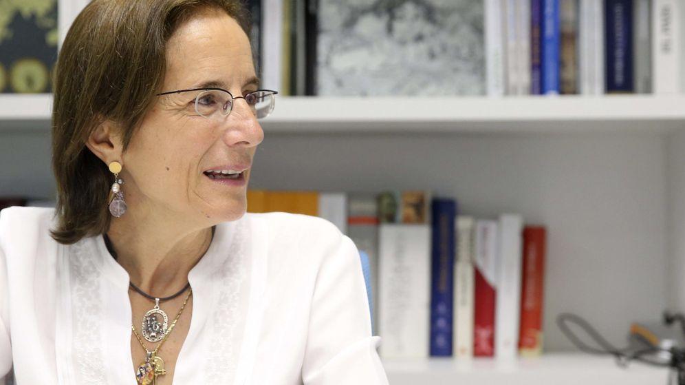 Foto: La periodista hispanocolombiana Salud Hernández-Mora. (EFE)