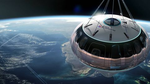 Globos gigantes para hacer viajes de 6 horas a la estratosfera