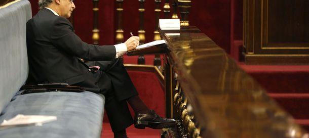 Foto: ¿Purgas en Hacienda? Retrato de la España caníbal