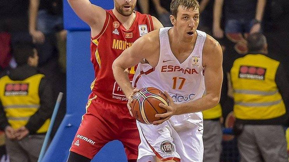 España tiene fondo  para sobrevivir con nota al último dislate del baloncesto