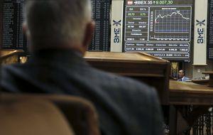 El Ibex se aleja más de los 10.000 tras la peor semana desde junio