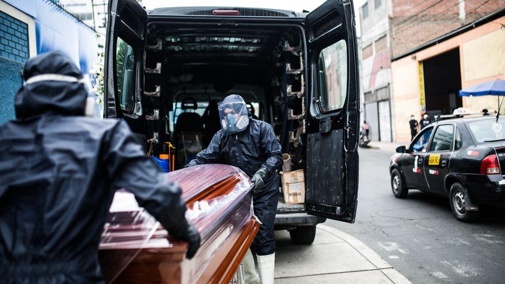 Ataúdes con droga: el narcotráfico en medio de la pandemia