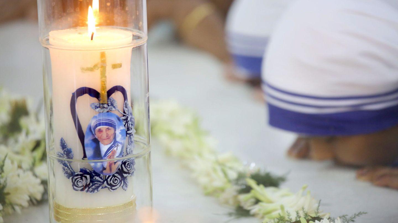 Aniversario de la muerte de Santa Teresa de Calcuta (EFE)