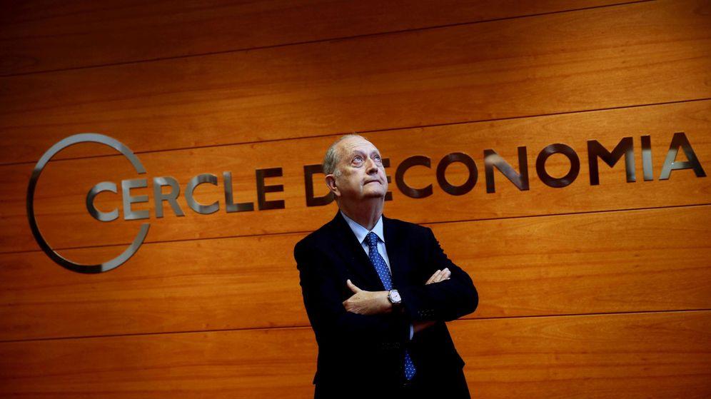 Foto: El presidente del Círculo de Economía, Juan José Brugera. (EFE)