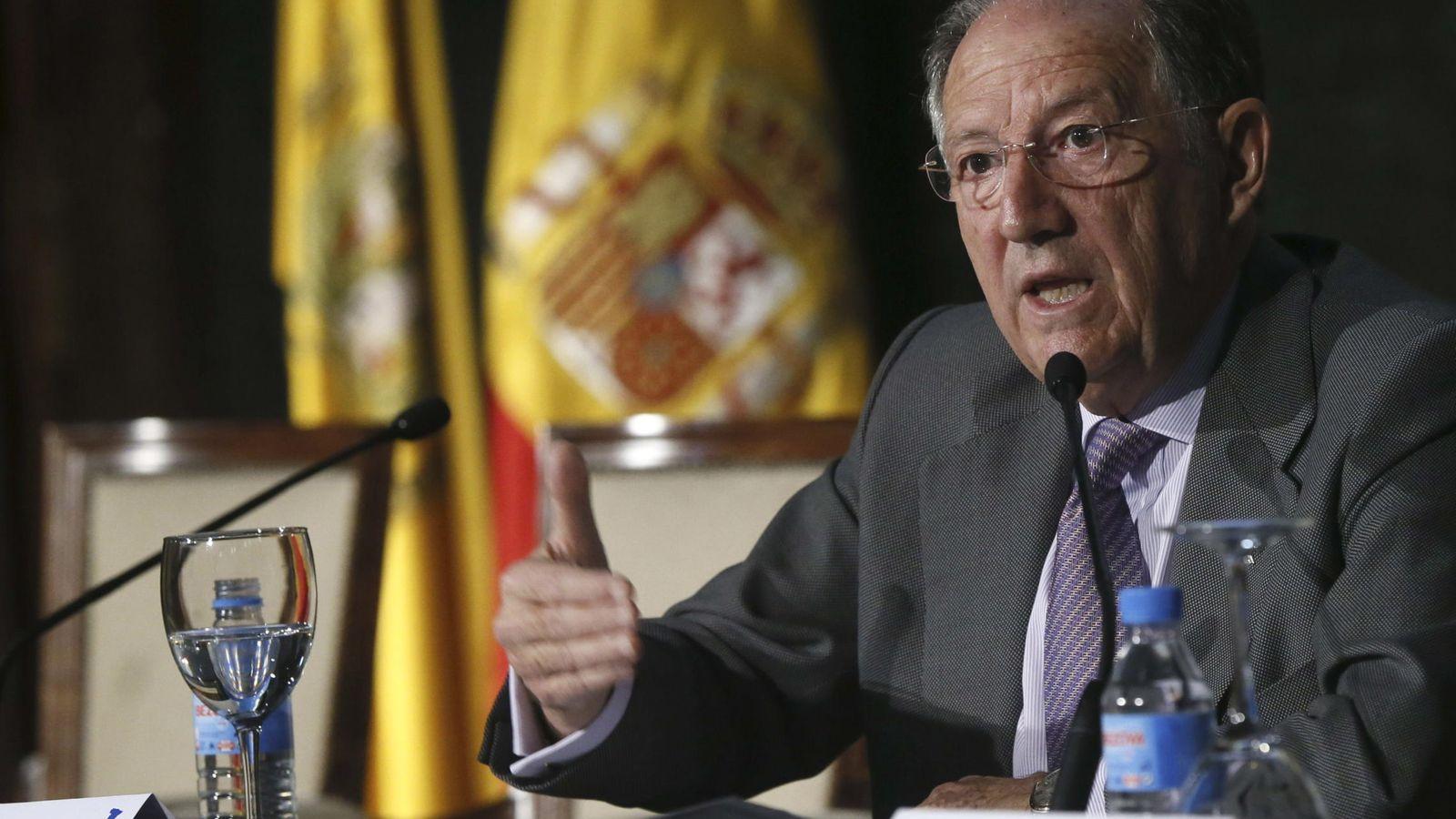 Foto: El director del Centro Nacional de Inteligencia (CNI), Félix Sanz Roldán. (EFE)