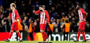 Post de El Atleti ni cumple su parte y se despide de la Champions, la