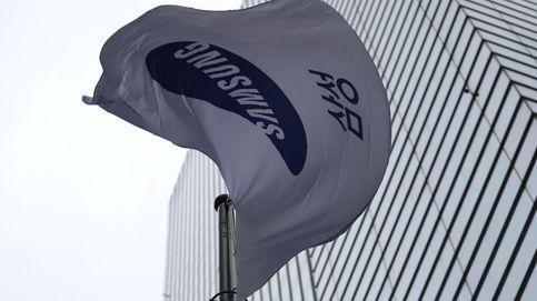 Samsung lanza un 'profit warning' del 34% de su beneficio y sube con fuerza en bolsa