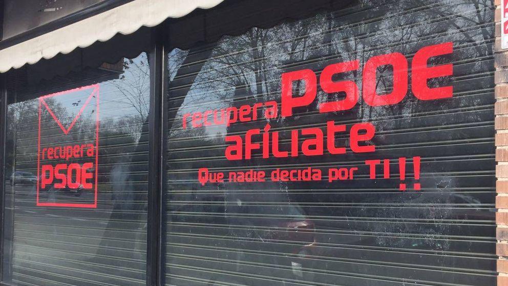 Aparece una nueva sede del PSOE en Ferraz... y promovida por el sanchismo