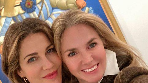 Genoveva Casanova y Jaydy Michel, juntas de vacaciones en Andalucía