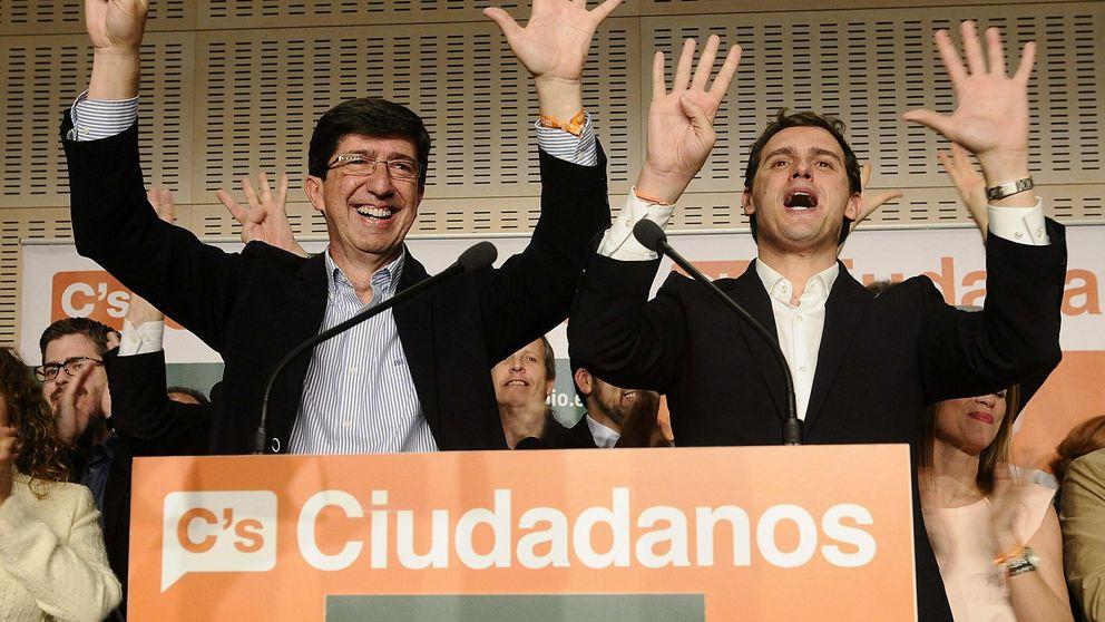 Ciudadanos dirá 'no' en la primera votación pese a que valora los gestos de Díaz