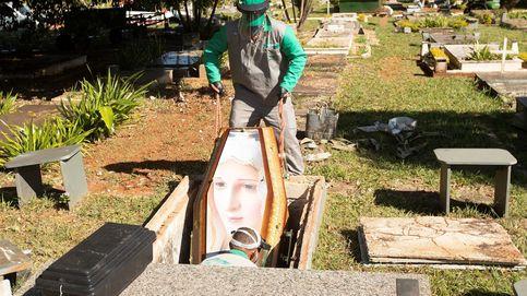 Brasil cambió el recuento de muertos tras exigir Bolsonaro menos de 1.000 al día