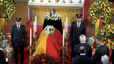 Marie de Liechtenstein, despedida con honores en un emotivo funeral de Estado