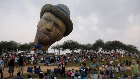 Festival internacional de globos aerostáticos
