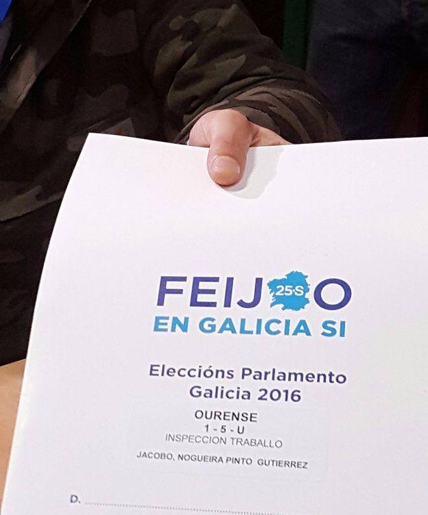 Foto: Las carpetas de la polémica (Foto: Pablo López)