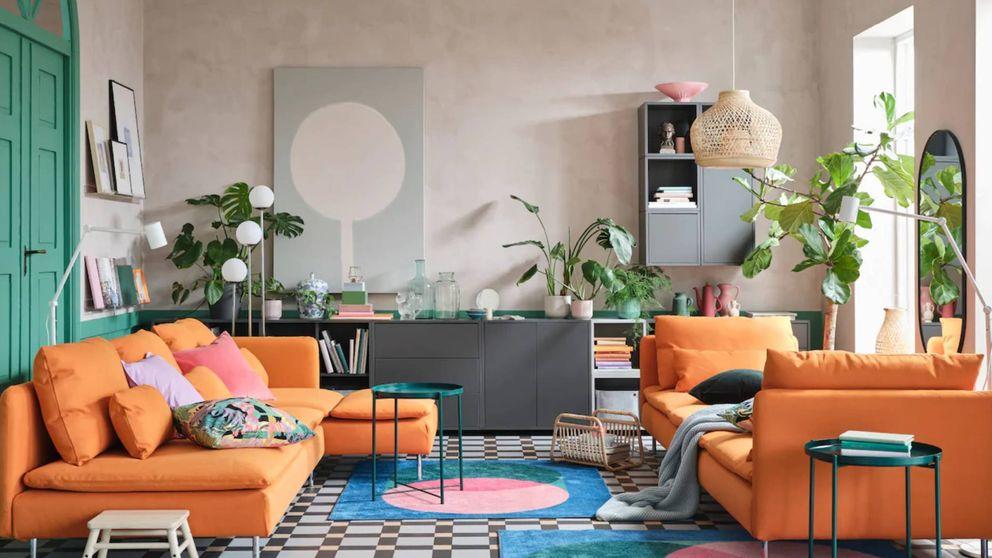 Las lámparas que harán tu salón más grande están en Ikea y Leroy Merlin