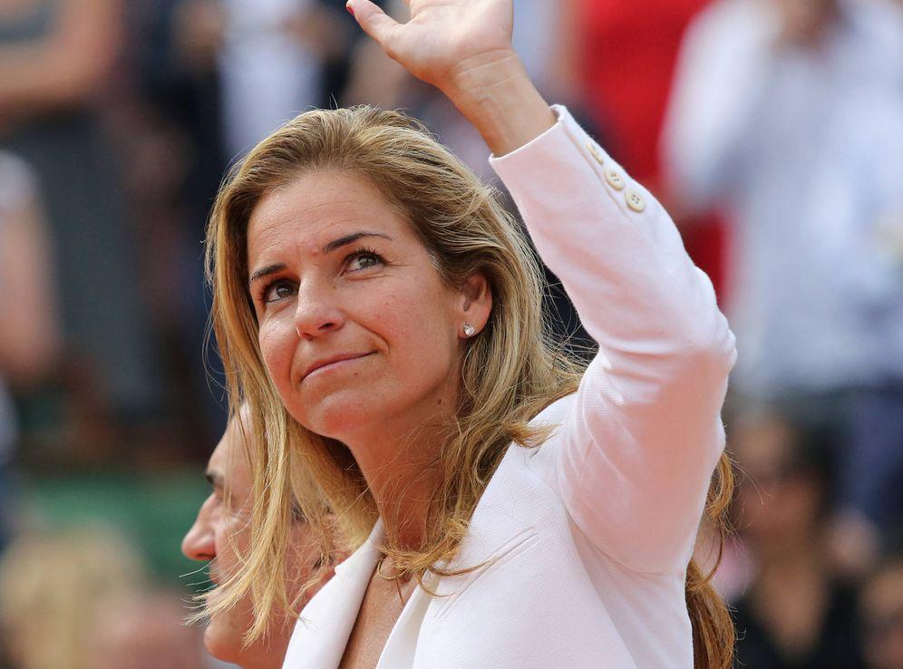 Foto: Arantxa Sánchez Vicario en una imagen de archivo.(Gtres)