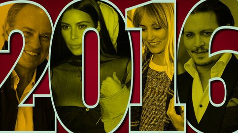 De Alba Carrillo a Chenoa y su cobra: los 16 personajes del 2016