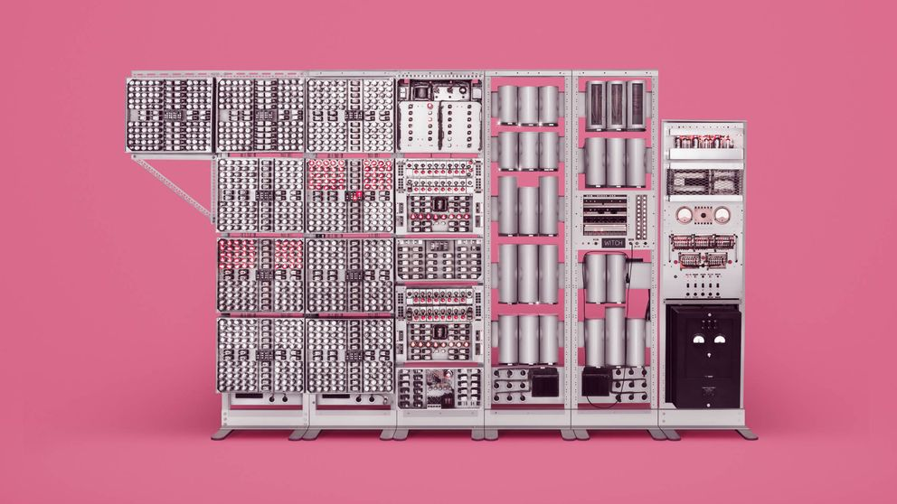 Ordenadores que hicieron historia: guía a todo color de la informática 'vintage'