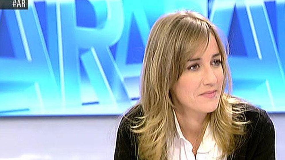 Tania Sánchez bromea sobre su ruptura con Pablo Iglesias