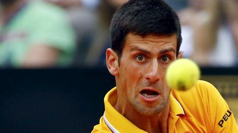 Djokovic se mete en la final de Roma dejando en la cuneta, de nuevo, a Ferrer