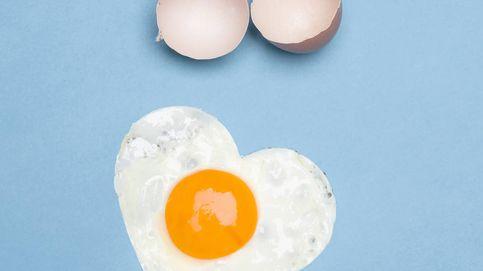 Cambia la carne por huevos y tu corazón estará mucho más sano
