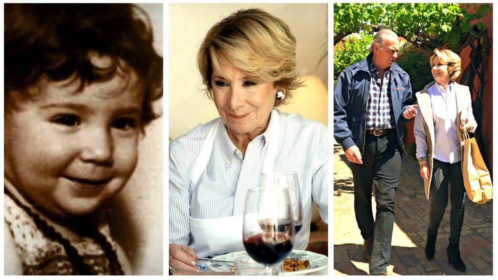 Esperanza Aguirre con Bertín: su infancia, su marido, su dimisión y más