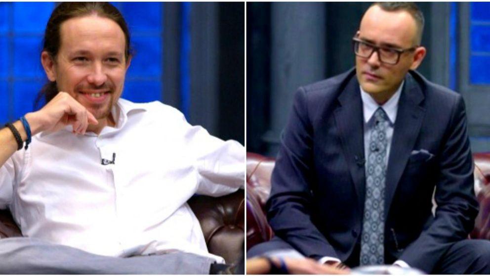Pablo Iglesias habla de sexo con Risto: Procuro follar durante la campaña