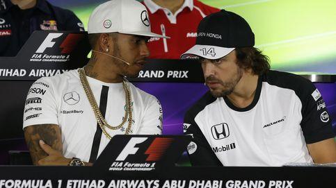 Hamilton y Alonso sacan el látigo para que la Fórmula 1 no se rompa