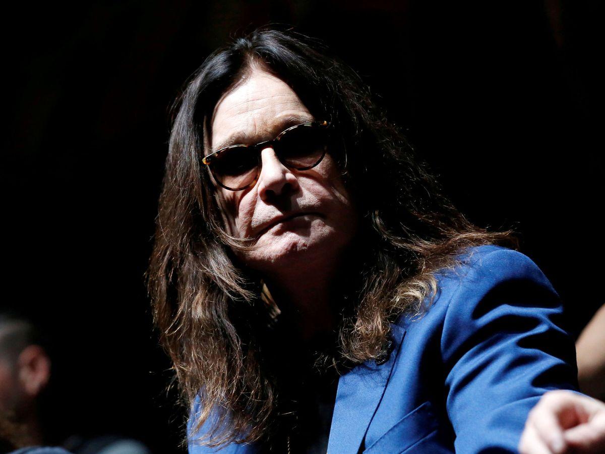 Foto: Ozzy Osbourne. (Reuters)