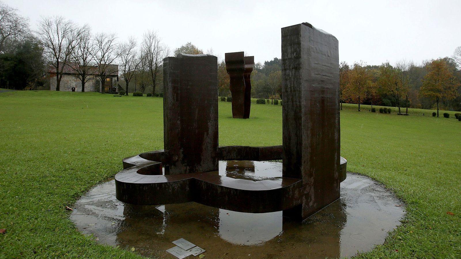 Foto: El Chillida Leku reabrirá tras el acuerdo de la familia del escultor con la Galería Hauser & Wirth. (EFE)