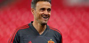 Post de La tragedia personal que apartó a Luis Enrique de la selección española