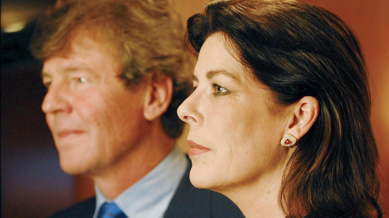 Foto: Carolina y Ernesto, en una imagen tomada en 2006 (Gtres)