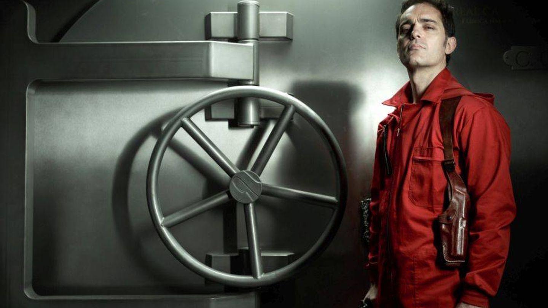 Pedro Alonso en una imagen de la serie. (Atresmedia)