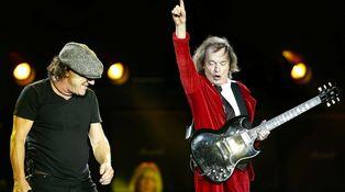 Las nueve diferencias entre el concierto de ayer de AC/DC y el de hace seis años