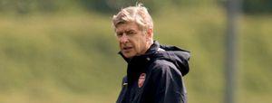 Arsene Wenger se deja querer por Florentino Pérez