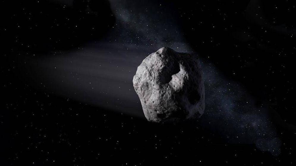Foto: La posibilidad de que un asteroide impacte contra la Tierra y genere el caos es más que real. (NASA)