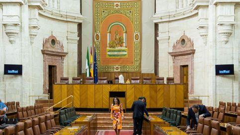 El Parlamento andaluz rechaza donar los complementos salariales de sus diputados