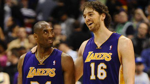 Kobe Bryant: La ciudad de Los Ángeles no supo apreciar lo que hizo Gasol