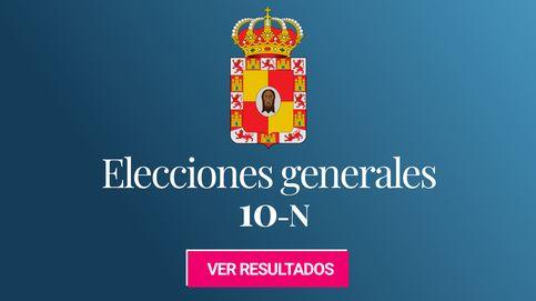Resultado de las elecciones generales en Jaén: el PSOE es primera fuerza