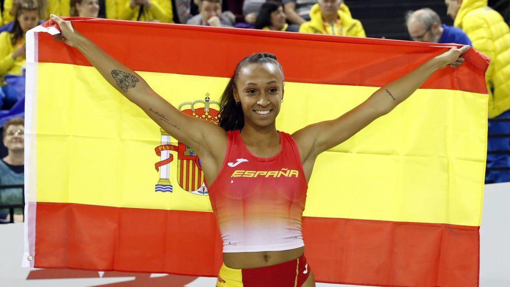 Ana Peleteiro, de las pesadillas a los sueños: medalla de oro europea y récord de España