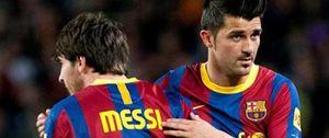 Foto: Villa había decidido jugar en el Liverpool, pero la grave lesión frenó su salida
