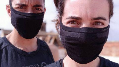 Mascarillas quirúrgicas deportivas: la idea de estos valencianos para la 'nueva normalidad'