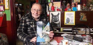 Post de Dos horas con Enric, el dibujante de Bruguera que han salvado los okupas